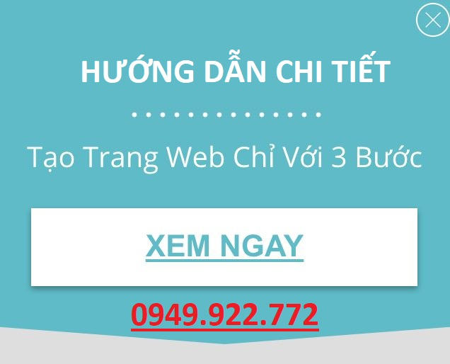 Hướng dẫn cài đặt website Wordpress