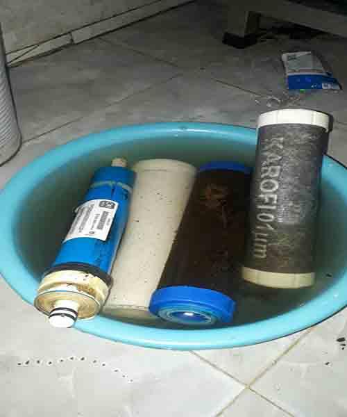thay lõi lọc nước quận đống đa