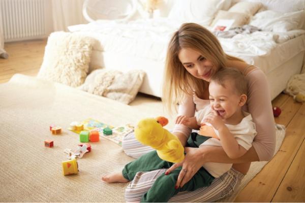Thuê đồ chơi - Giải pháp giúp mẹ tiết kiệm chi phí