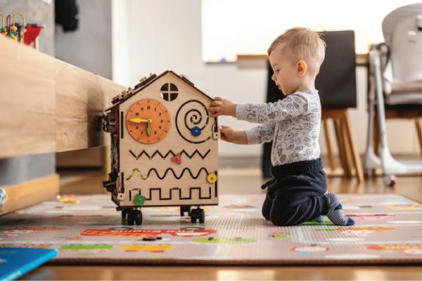 Tìm hiểu về thuê đồ chơi định kỳ cho bé