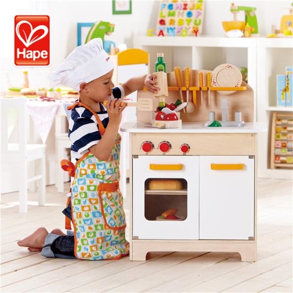 Đồ chơi nấu ăn bằng gỗ Hape
