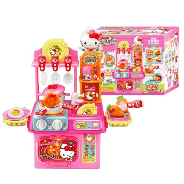 Đồ chơi nhà bếp trong mơ Hello Kitty