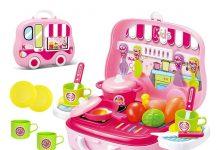 Đồ chơi nấu ăn mini: Sự lựa chọn tuyệt vời cho bé gái